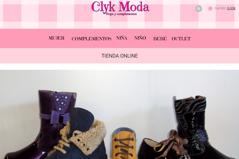 Clyk Moda – Tienda de ropa y complementos