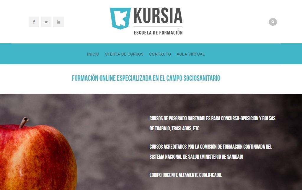Kursia Escuela de Formación
