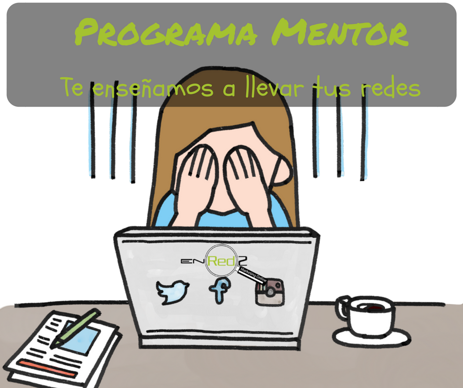 Programa Mentor EnRed2 MArketing online en León