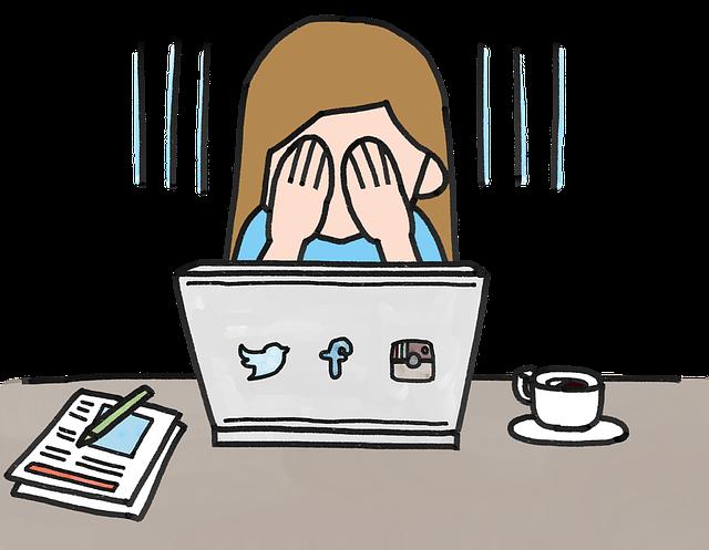 14 Errores en Redes Sociales